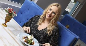 Lorraine Heskin, co-owner of The Gourmet Food Parlour, Salthill, Galway. Photograph: Mike Shaughnessy