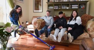 Putting the Dyson V11 through its paces