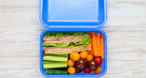 Healthy lunches don't need individually plastic-wrapped fruit and veg.
