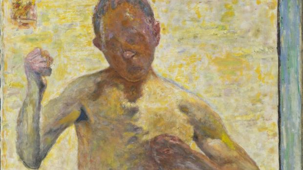 The Boxer, 1931, by Pierre Bonnard