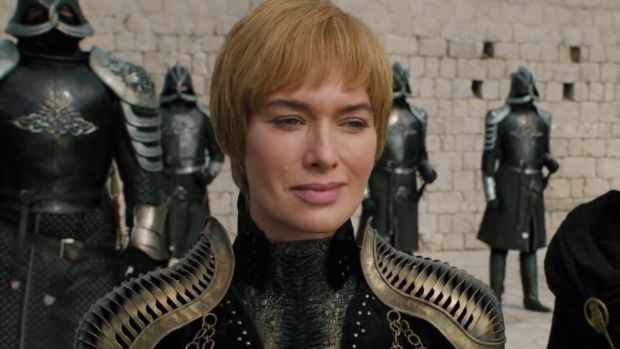 Who remains to contain the Mad Queen of King's Landing?