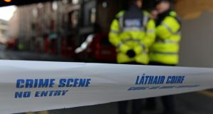 Gardaí believe the victim of the attack, a man in his 30s, was shot in the neck as part of a gangland feud in Co Louth.