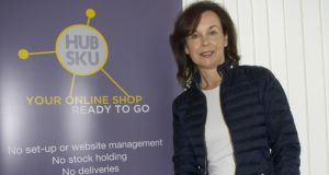 Freda McEnroe, chief executive of HubSku, an ecommerce platform which connects resellers directly with suppliers.