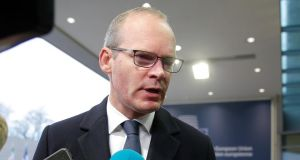 Tánaiste Simon Coveney:  'It is not acceptable for an organisation like the FAI to come to an Oireachtas committee and essentially stonewall them.' Photograph: Julien Warnand/EPA