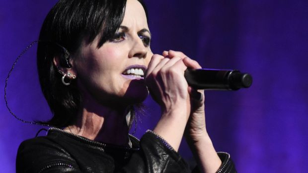 Dolores O'Riordan was reportedly very excited about recording In the End. Photograph: Cathal Burke