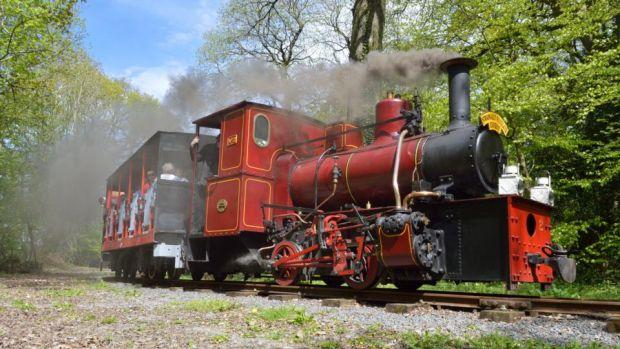An Irishman's Diary on the steam engines of Bord na Móna
