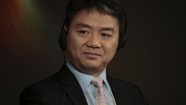 "Richard Liu, billionaire, founder and chief executive of JD.com: said the number of ""slackers"" in his company had grown."