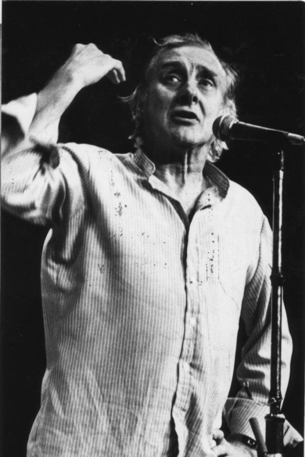 "Spike Milligan: """"I had a great surge of being Celtic. I would like to be known as an Irish writer. Of course I already was."""