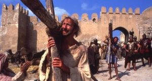 Fortieth-anniversary rerelease: Graham Chapman in Monty Python's Life of Brian