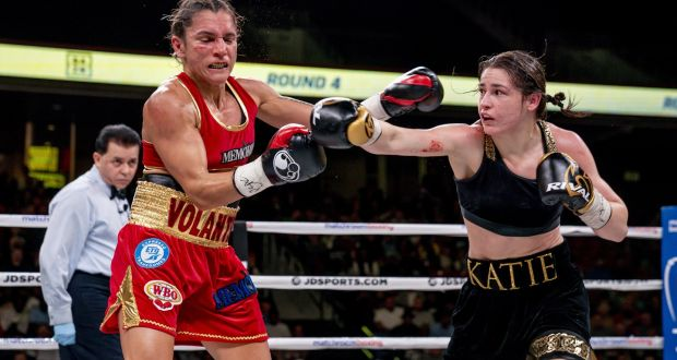 Madison Women Fighting Back By Taking >> Katie Taylor To Fight For Undisputed World Crown On June 1st