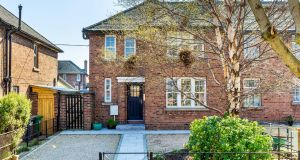 102 Iveagh Gardens in  Crumlin, Dublin 12, is on view today from 1-2pm