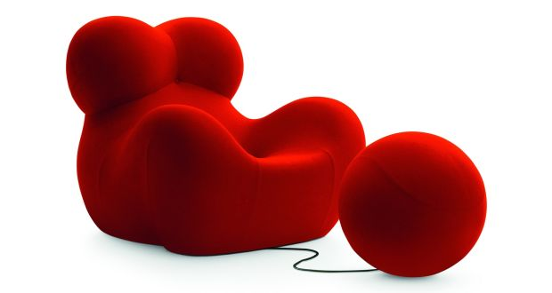 Design Gaetano Pesce.Design Moment Gaetano Pesce S H5 6 Chair 1968