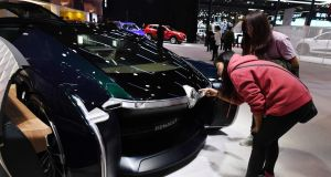 While the auto industry gathers in Shanghai for one of the big automotive gatherings of the year, the industry's focus is on the stern challenge facing Europe's car industry from 2020