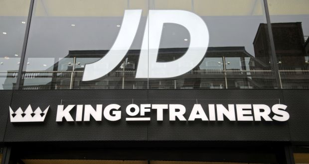 JD Sports leaves Mike Ashley's Sports Direct trailing in its