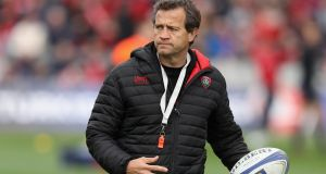 Toulon coach Fabien Galthie is in line to take the France job after the World Cup according to reports in France. Photograph:  David Rogers/Getty Images