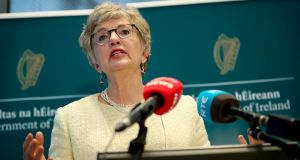 Minister for Children and Youth Affairs Katherine Zappone: 'There is still more information out there.'