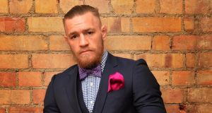 Mixed martial arts star  Conor McGregor 'likes to be in a position where he holds the cards'. Photograph: David Sleator