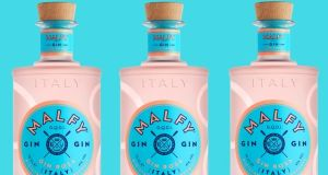 Malfy's production stands at around 100,000 cases of gin bottles each year