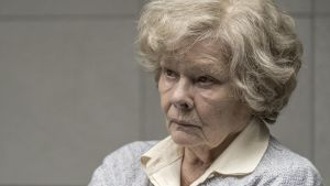 Judi Dench   tries her absolute best in 'Red Joan'
