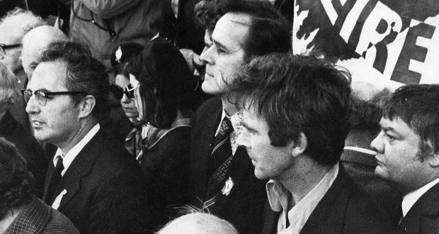 How widespread was sympathy for IRA in the South in the 1970s?