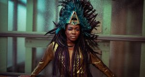 NIGHTCLUBBING: Rachael Young and her badass band of super-humans embrace Afrofuturism and the cult of Grace Jones