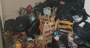 Tenants allowed two years of rotting rubbish to pile up in the Cork house