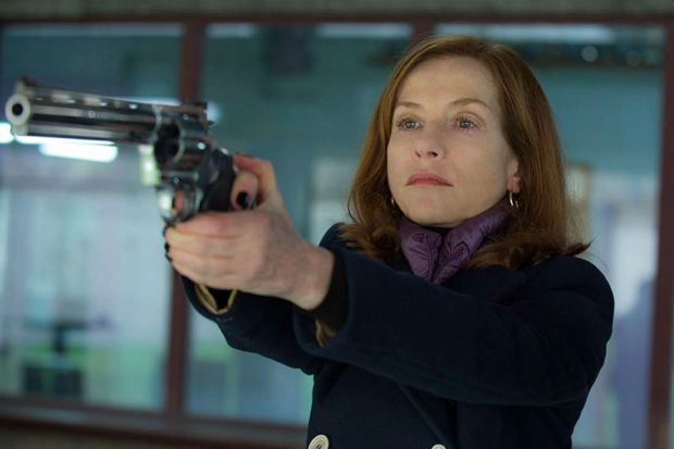Elle: Isabelle Huppert in the Paul Verhoeven film