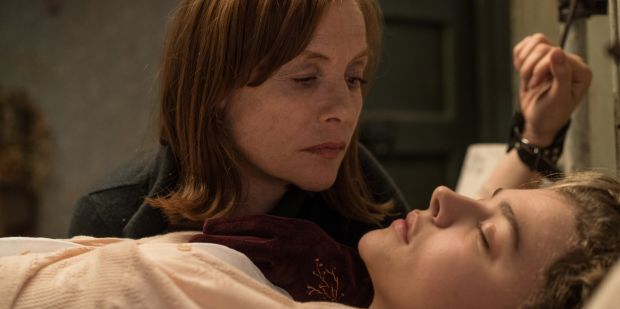 Greta: Isabelle Huppert and Chloë Grace Moretz in Neil Jordan's new film
