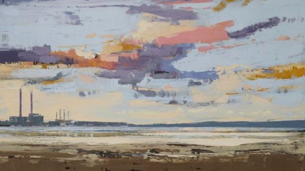 Martin Mooney, Chimney Stacks, Sandymount