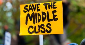 Whether it is cool or not to admit, the middle class provides political ballast to a country, preventing lurches to the extremes. Photograph: iStock