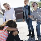 What should you do if you suspect your child is picking on others? Photograph: iStock/Getty