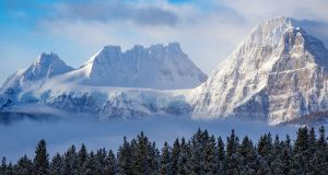 The mountain climbers are presumed dead after an avalanche in Alberta's Banff National Park in Canada, officials said. Photograph: iStock