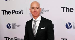 The National Enquirer has been accused of attempting to blackmail Amazon founder Jeff Bezos.