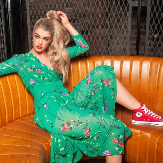 Eurovision Song Contest: Sarah McTernan, the Irish entrant, has been asked by David Norris and others to withdraw from the event. Photograph: Lili Forberg