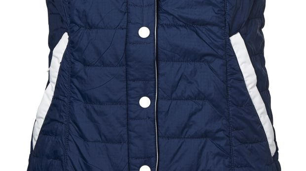 Sleeveless insulated wool jacket from Helly Hansen