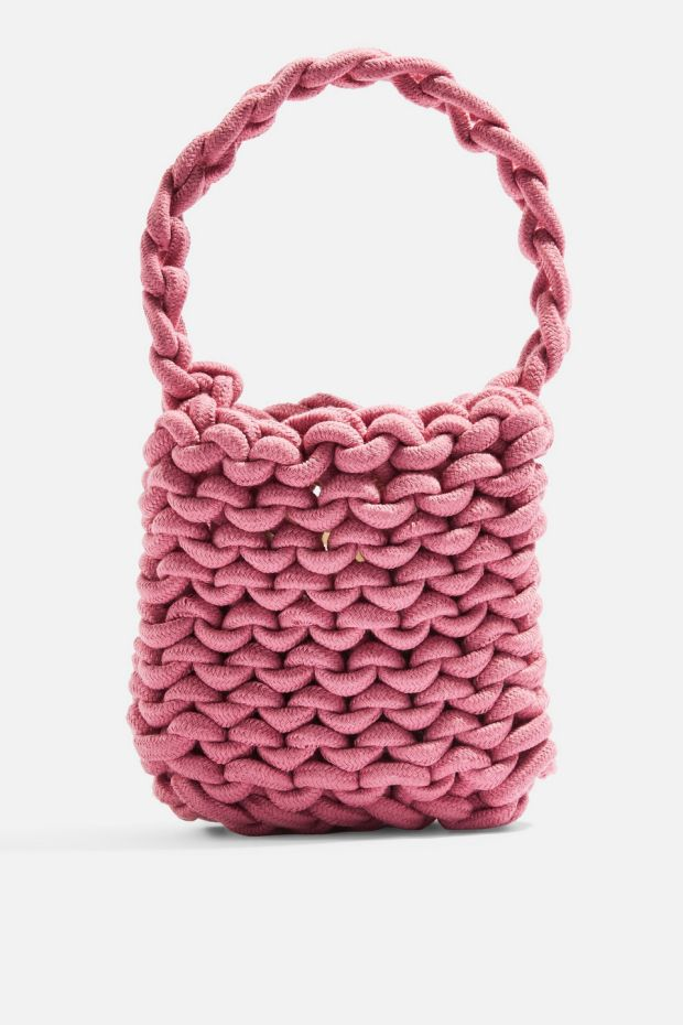 Seattle rope tote Topshop. €36