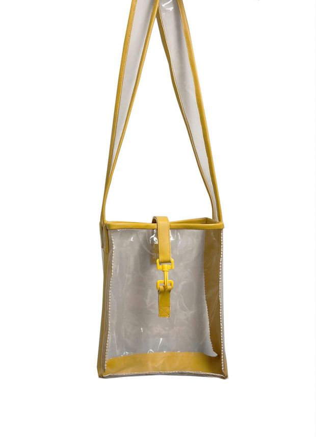 Sewphie mustard cross body bag. €45