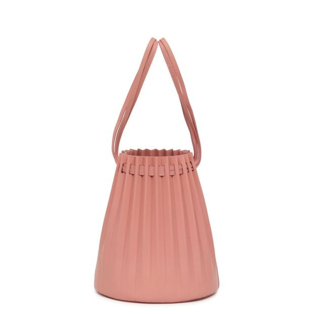 Mansur Gavriel pleated bucket bag. €720