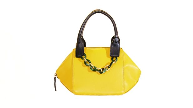 Lemon squeeze bag. €45 Om Diva