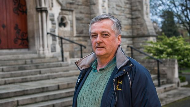 Michael Daly dismissed claims that he and other affected Rathgar residents were motivated purely by nimbyism. Photograph: James Forde
