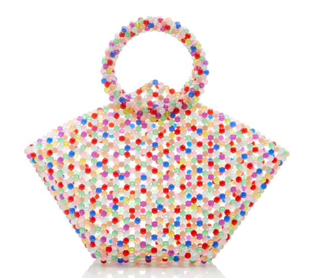 Multicoloured Jamie bag Susan Alexander. (circa €382)