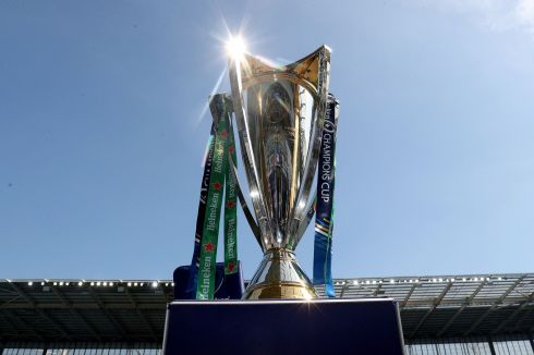A view of the Heineken Champions Cup in Coventry. Photo: Dan Sheridan/Inpho