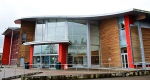 Aura Leisure Centre in Letterkenny, Co Donegal