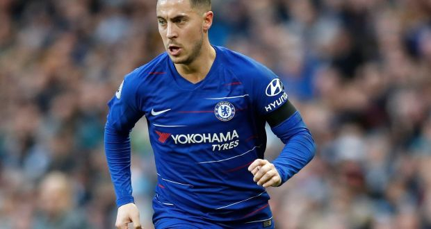 d2950d18a Eden Hazard  Real Madrid expect to complete the signing of the Chelsea star  during the