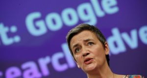 EU competition commissioner Margrethe Vestager has been a key figure in Google's regulatory woes in Europe.
