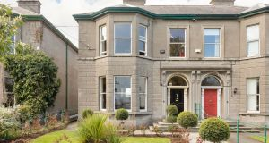 3 Ellerslie Villas, Sidmonton Road, in Bray, Co Wicklow,  extends to 3,488sq ft  over three floors and comprises five bedrooms, two spacious livingrooms and an eat-in kitchen