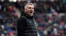 Dean Smith's Aston Villa chalked up a club record 10th-straight victory against Millwall. Photograph: George Wood/Getty