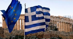 The EU has stipulated that getting rid of the bureaucratic nightmare of setting up a business is one of the major reforms Greece must undertake if it is to become competitive, attract foreign investment and achieve economic growth. Photograph: Reuters