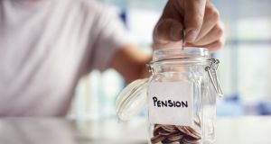 Among young workers, pension coverage remained low with just one in six of those aged 20 to 24 holding a pension with 41.5 per cent of workers aged between 25 and 34 reporting having a pension. Photograph: iStock