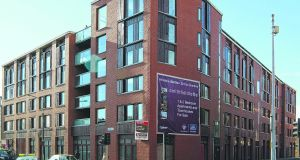 LRC's last reported deal in the Irish residential market saw it acquire 44 apartments and six townhouses at Smithfield Lofts on Dublin's North King Street.